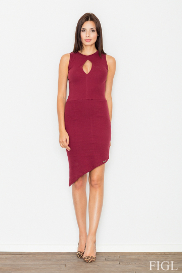 Evening dress model 62657 Figl