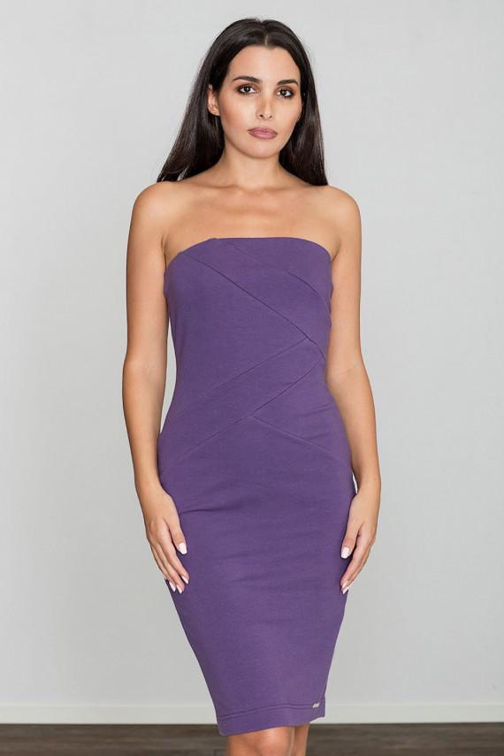 Evening dress model 111042 Figl