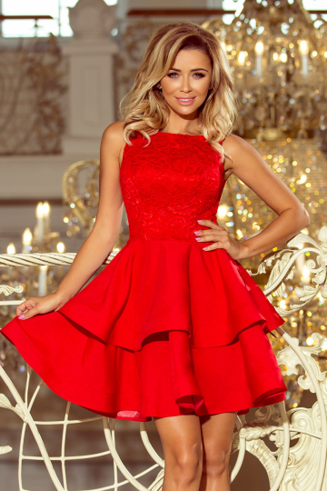 Vakarinė suknelė modelis 122751 Numoco