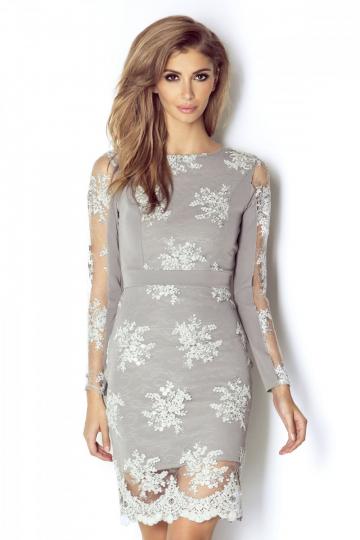 Vakarinė suknelė modelis 142835 IVON