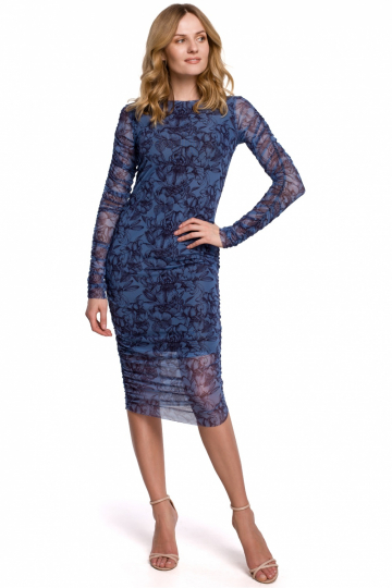 Vakarinė suknelė modelis 142953 Makover