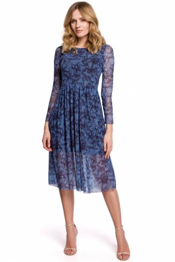 Vakarinė suknelė modelis 142955 Makover