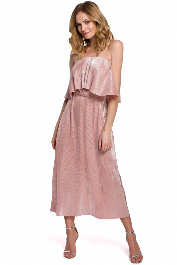 Vakarinė suknelė modelis 142964 Makover