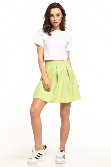 Trumpas sijonas modelis 143211 Tessita