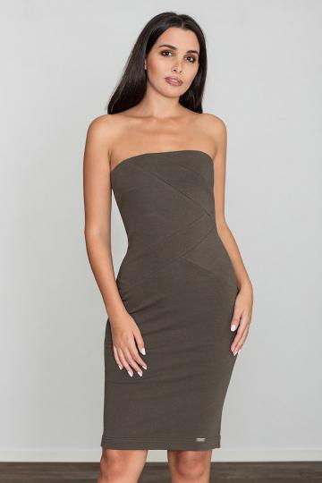 Evening dress model 111043 Figl