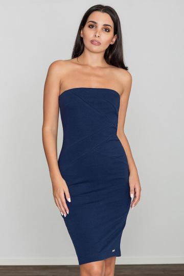 Evening dress model 111045 Figl