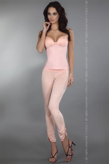 Pižama modelis 31594 Livia Korsetasti Fashion