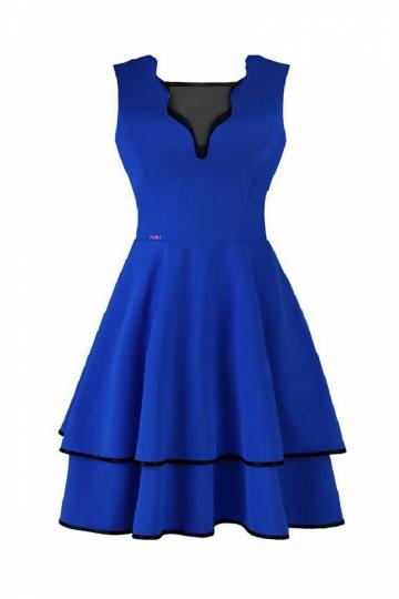 Suknelė modelis 108512 Jersa
