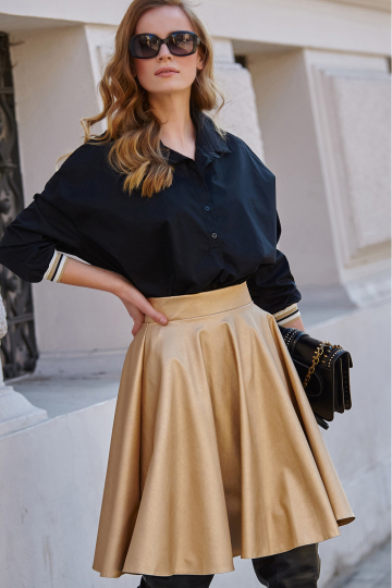 Marškiniai modelis 145588 Makadamia