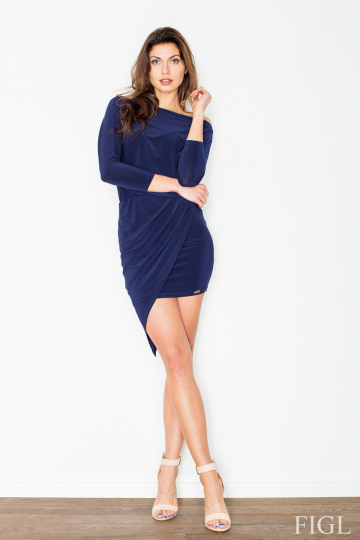 Short dress model 57297 Figl