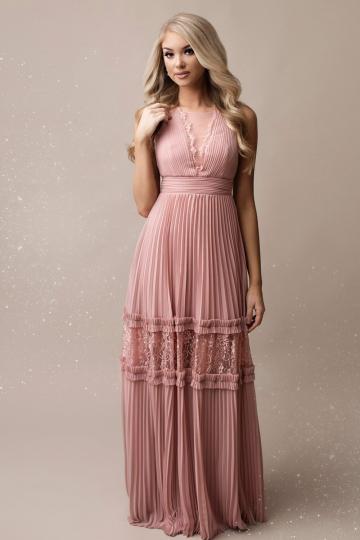 Ilga suknelė modelis 146088 YourNewStyle