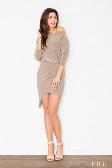 Short dress model 57298 Figl