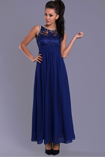 Ilga suknelė modelis 42897 YourNewStyle