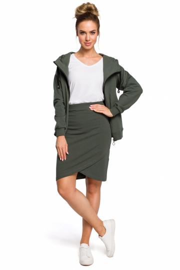 Trumpas sijonas modelis 127564 Moe
