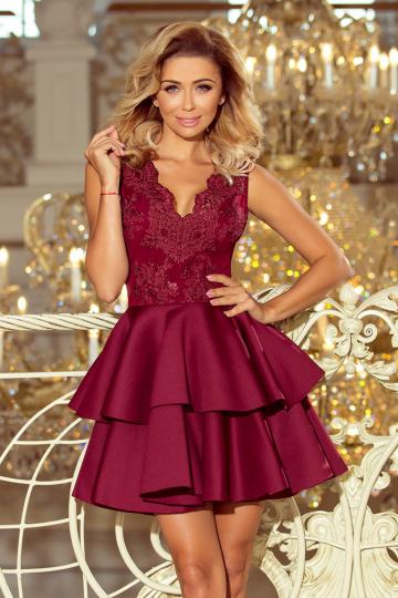Vakarinė suknelė modelis 123893 Numoco