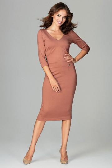 Suknelė modelis 120311 Lenitif