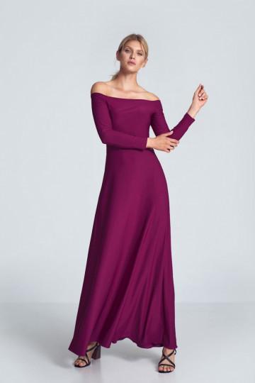Ilga suknelė modelis 147922 Figl