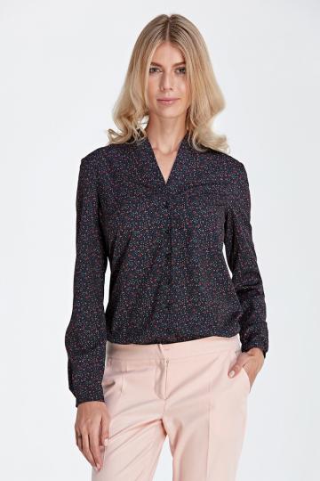 Marškiniai ilgomis rankovėmis modelis 118937 Colett