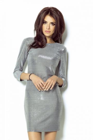 Short dress model 107547 IVON