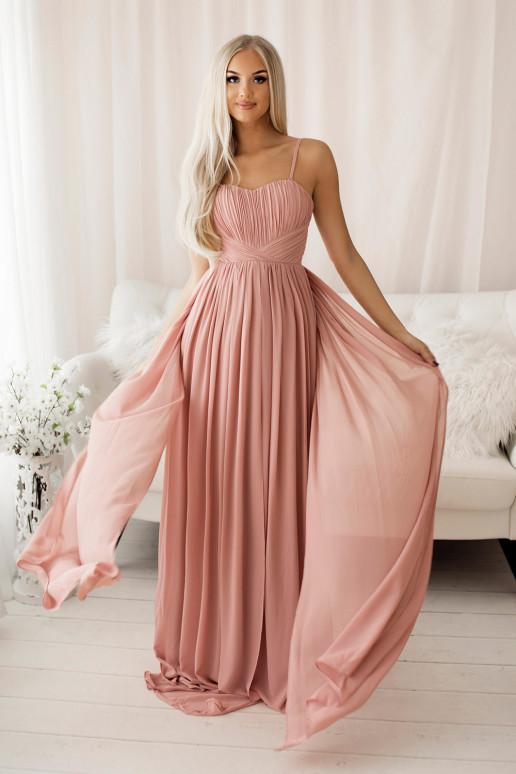 Ilga suknelė modelis 149126 YourNewStyle