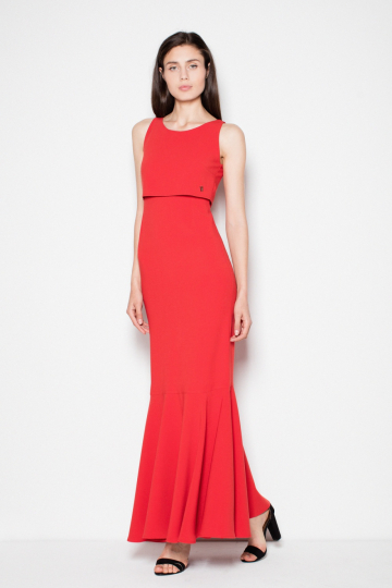 Long dress modelis 77160 Venaton