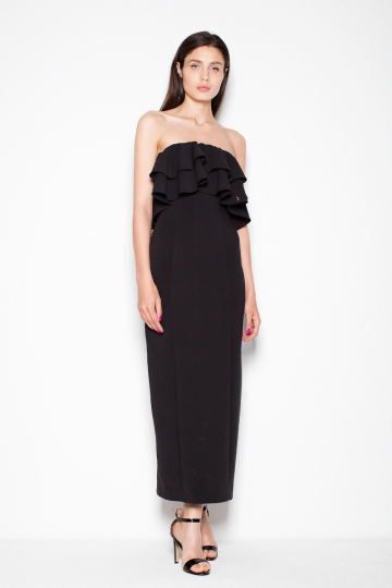 Long dress modelis 77163 Venaton
