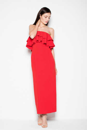 Long dress modelis 77164 Venaton