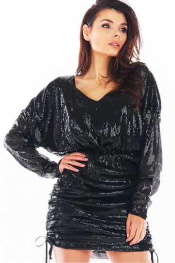 Trumpa suknelė modelis 150772 awama