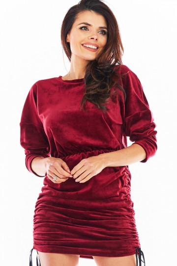 Trumpa suknelė modelis 150740 awama