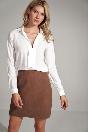 Trumpas sijonas modelis 150902 Figl