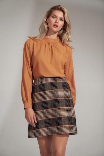 Trumpas sijonas modelis 150904 Figl