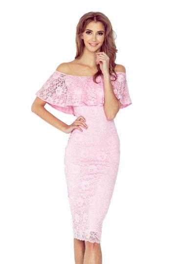 Vakarinė suknelė modelis 90483 Morimia
