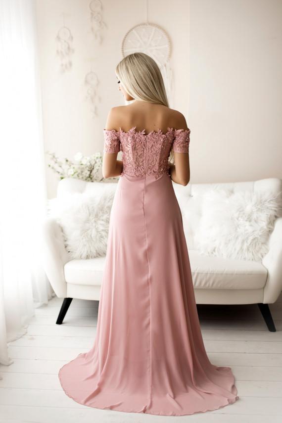Ilga suknelė modelis 147344 YourNewStyle