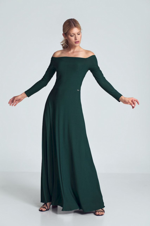 Ilga suknelė modelis 147923 Figl