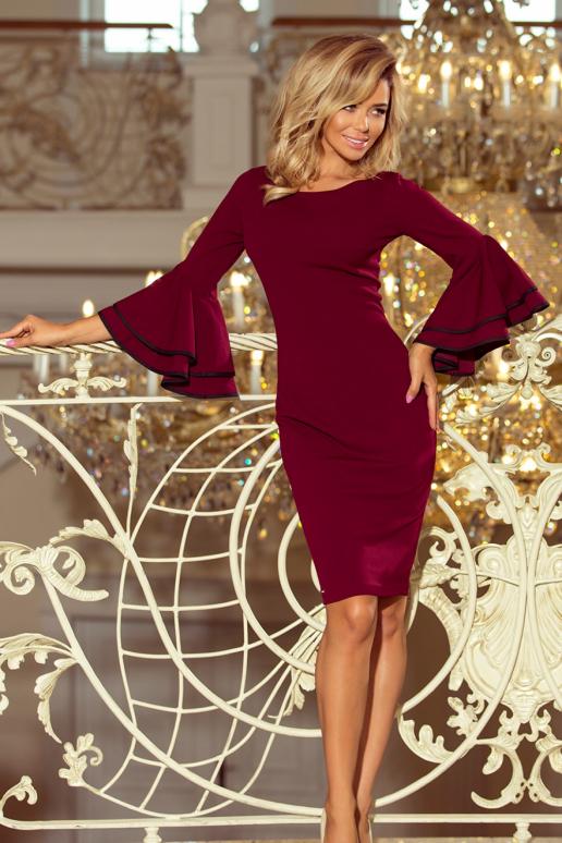 Vakarinė suknelė modelis 123487 Numoco