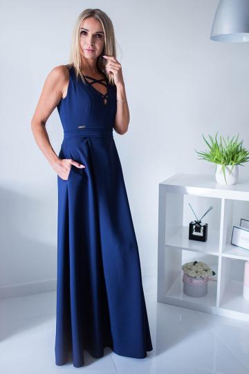 Vakarinė suknelė modelis 121357 Jersa