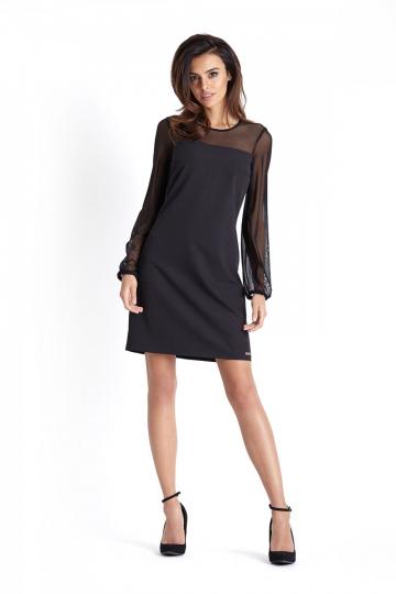 Short dress model 124038 IVON