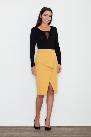 Klasikinis sijonas modelis 111094 Figl