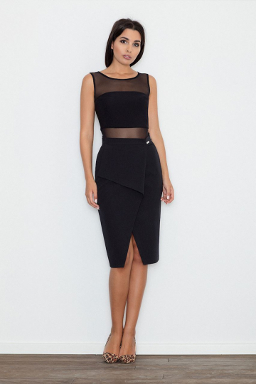 Klasikinis sijonas modelis 111095 Figl