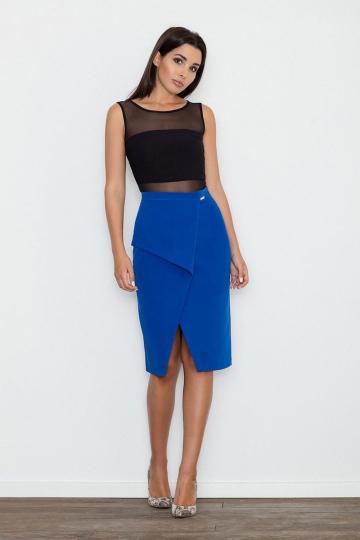 Klasikinis sijonas modelis 111096 Figl