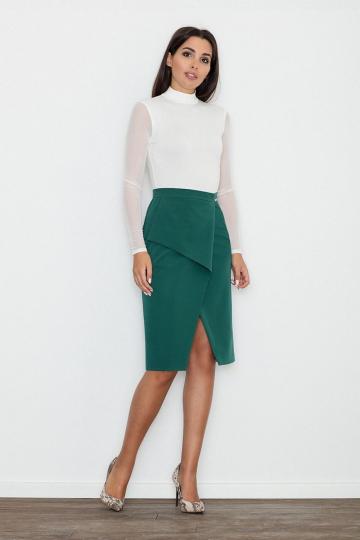 Klasikinis sijonas modelis 111097 Figl