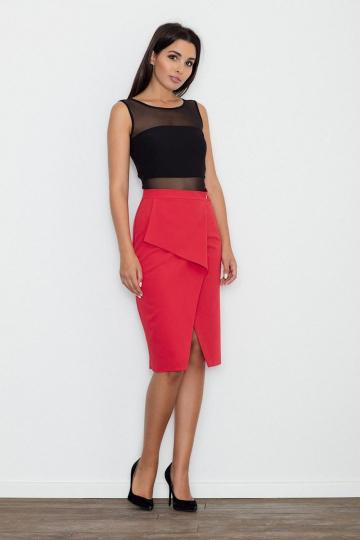 Klasikinis sijonas modelis 111098 Figl
