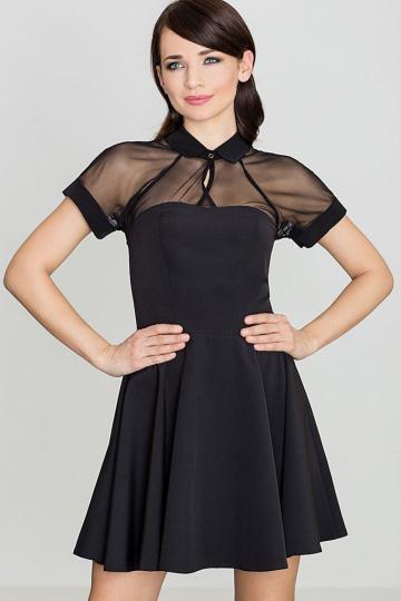 Short dress modelis 114300 Lenitif