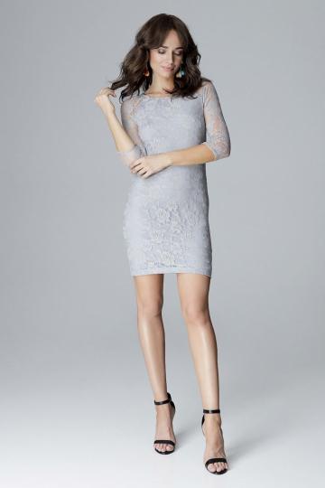 Short dress modelis 123806 Lenitif
