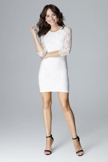 Short dress modelis 123807 Lenitif