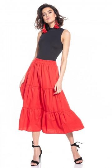 Ilgas sijonas modelis 152900 Tessita