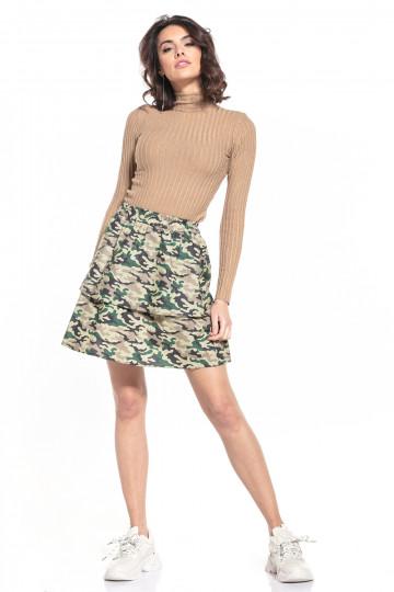 Trumpas sijonas modelis 152927 Tessita
