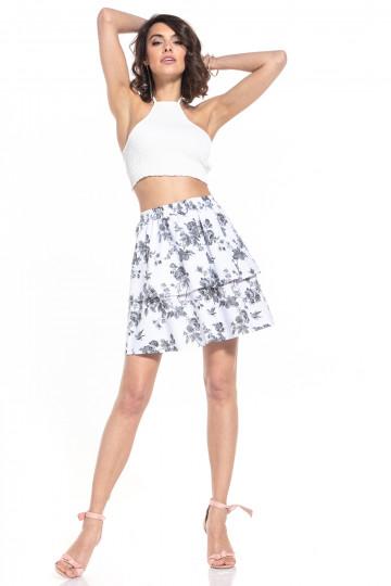 Trumpas sijonas modelis 152931 Tessita