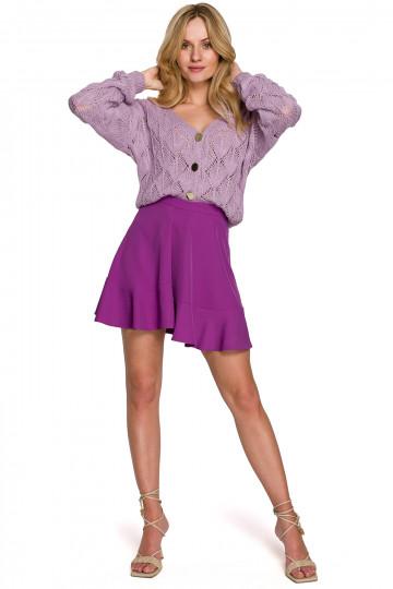 Trumpas sijonas modelis 153794 Makover