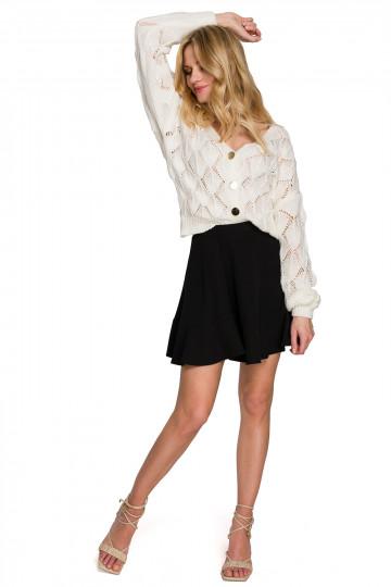 Trumpas sijonas modelis 153795 Makover
